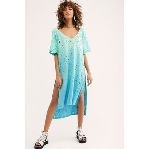 Free People Palm Springs Tunic Big Wave